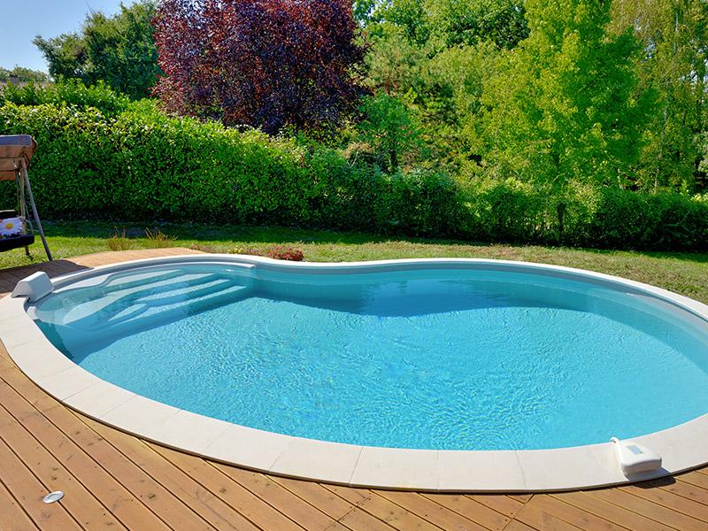 Piscine Waterair De Forme De Haricot Galerie Photos Ggil Pro Waterair En Belgique